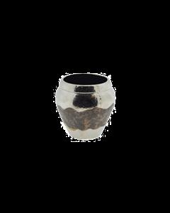 Pot - Milaan Zilver - 21 cm