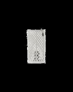 Riverdale - Windlicht Urban Wit - Hoogte 36 cm