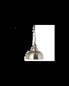 Riverdale - Hanglamp Milton - Zilver - 29 cm