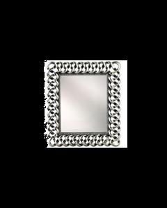 PTMD - Derby Spiegel - Zilver - Hoogte 31 cm