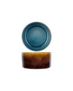 QUINTANA BLUE - KOM - D 19,5 X H 10 CM