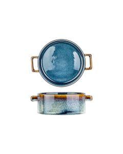 QUINTANA BLUE - SOEPKOM - D 13 X H 5,5CM
