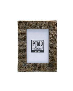 PTMD - Fotolijst Alu Brass Blocked